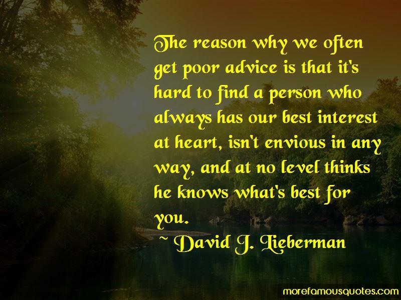 David J. Lieberman Quotes Pictures 4