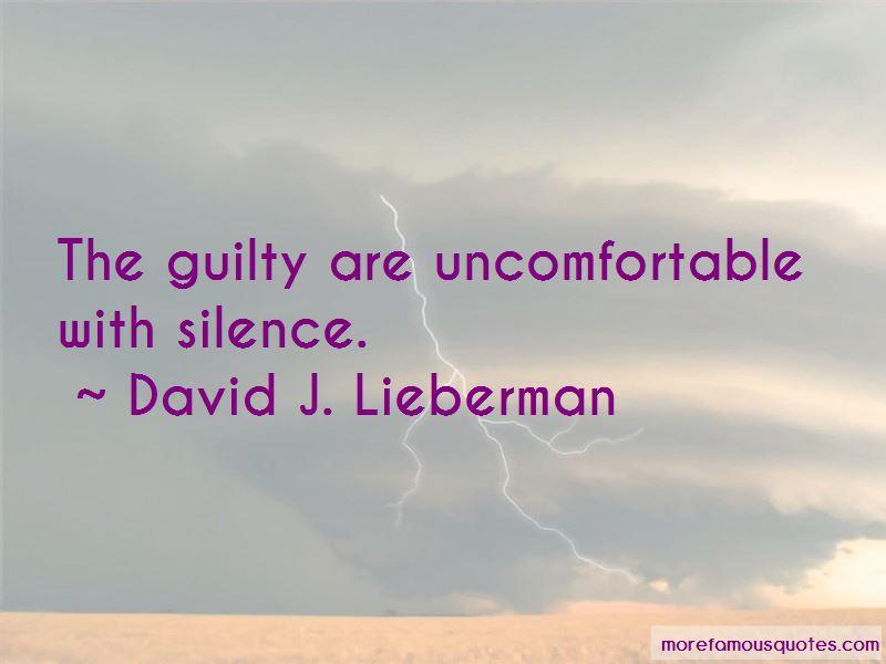 David J. Lieberman Quotes