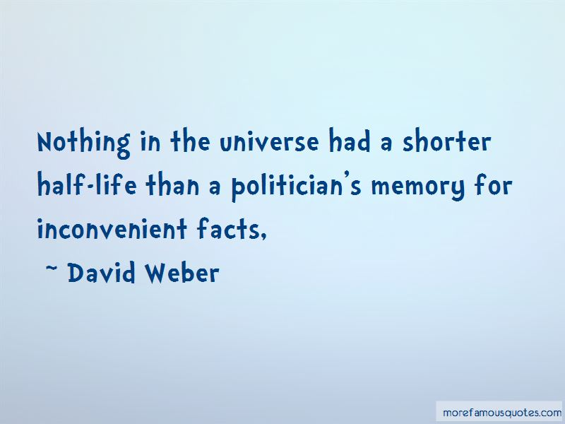 David Weber Quotes Pictures 2