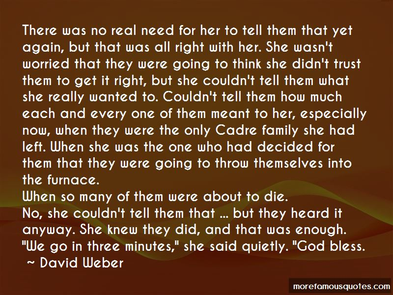 David Weber Quotes Pictures 3