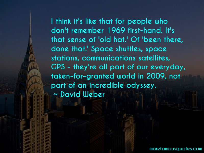 David Weber Quotes Pictures 4