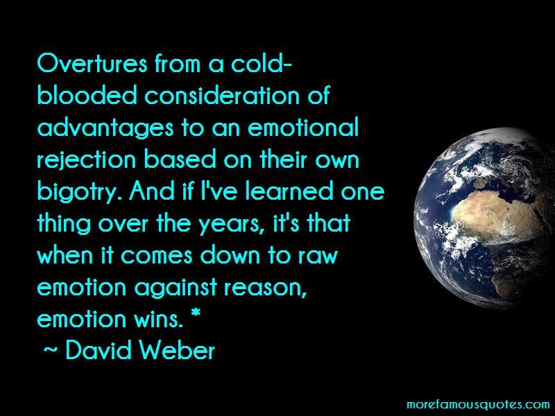 David Weber Quotes