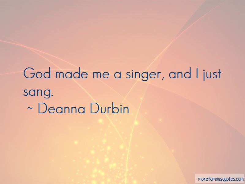Deanna Durbin Quotes Pictures 2