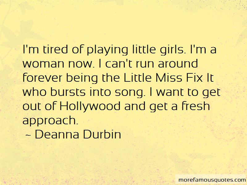 Deanna Durbin Quotes Pictures 3