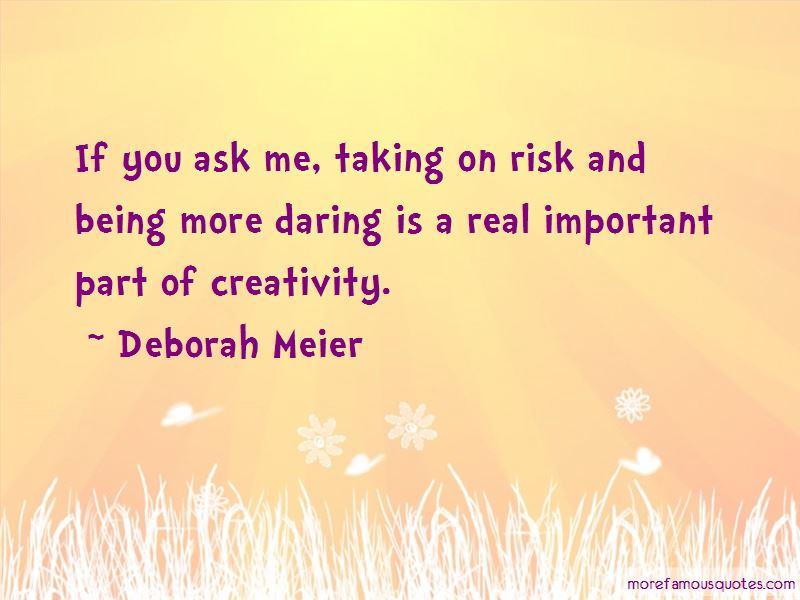 Deborah Meier Quotes Pictures 3