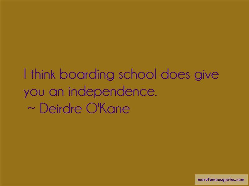 Deirdre O'Kane Quotes Pictures 2