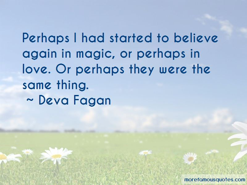 Deva Fagan Quotes Pictures 2