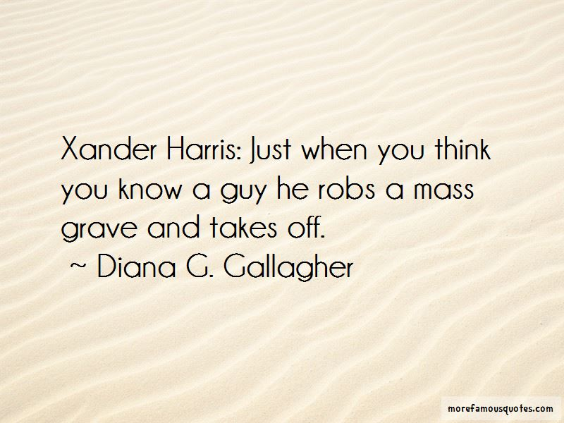 Diana G. Gallagher Quotes
