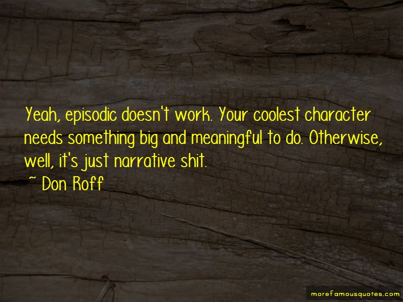 Don Roff Quotes Pictures 2