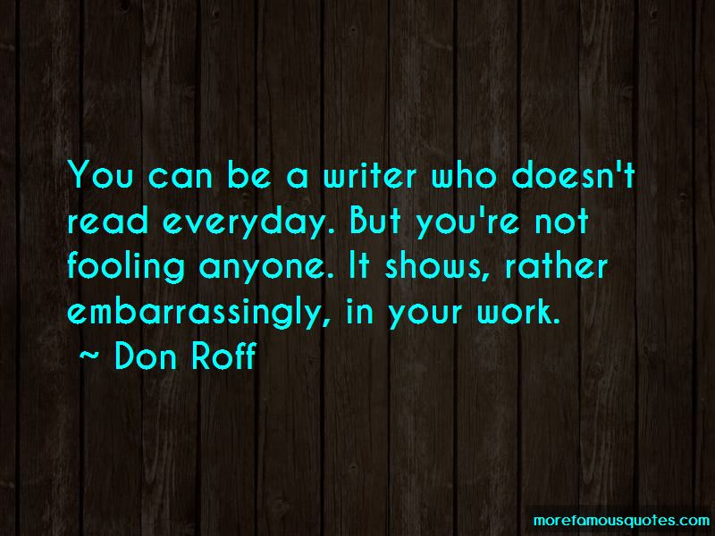 Don Roff Quotes Pictures 4