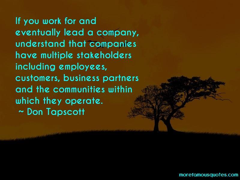 Don Tapscott Quotes
