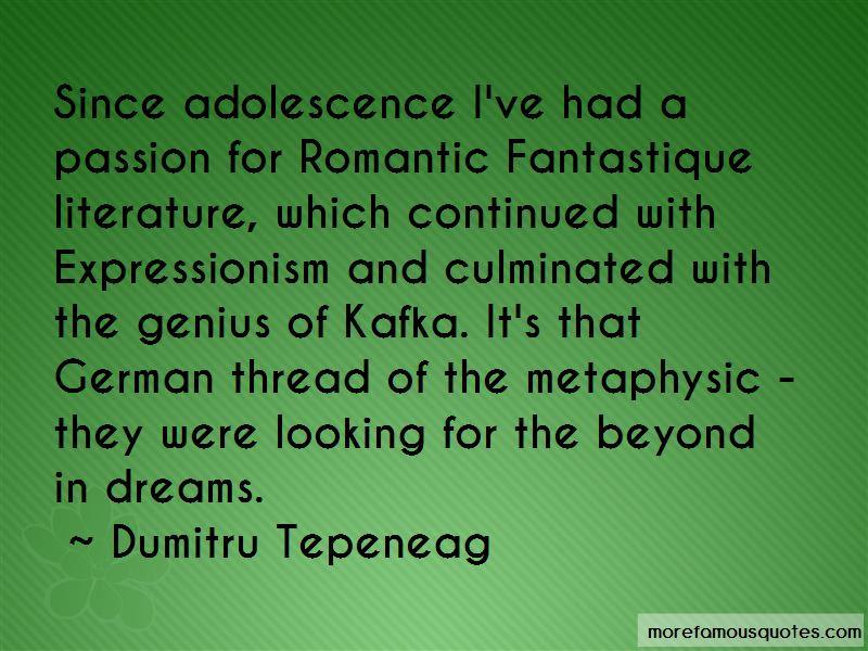 Dumitru Tepeneag Quotes Pictures 2
