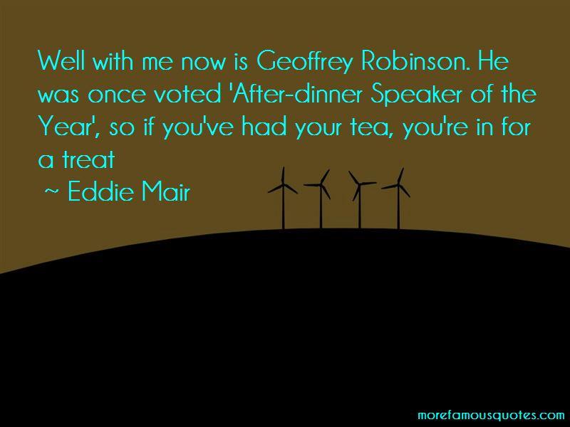 Eddie Mair Quotes Pictures 2