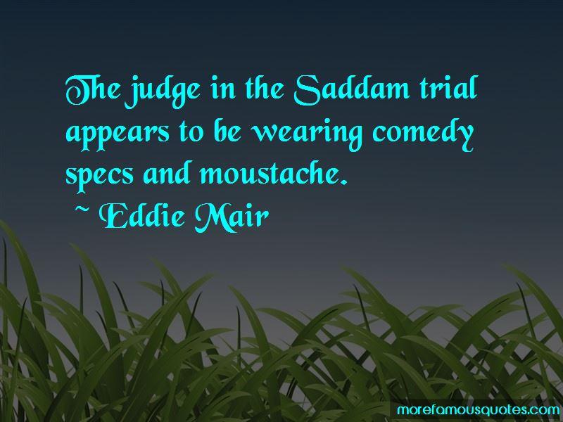 Eddie Mair Quotes