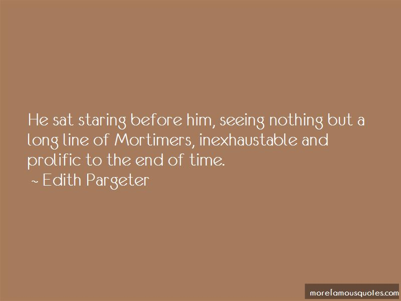 Edith Pargeter Quotes Pictures 2