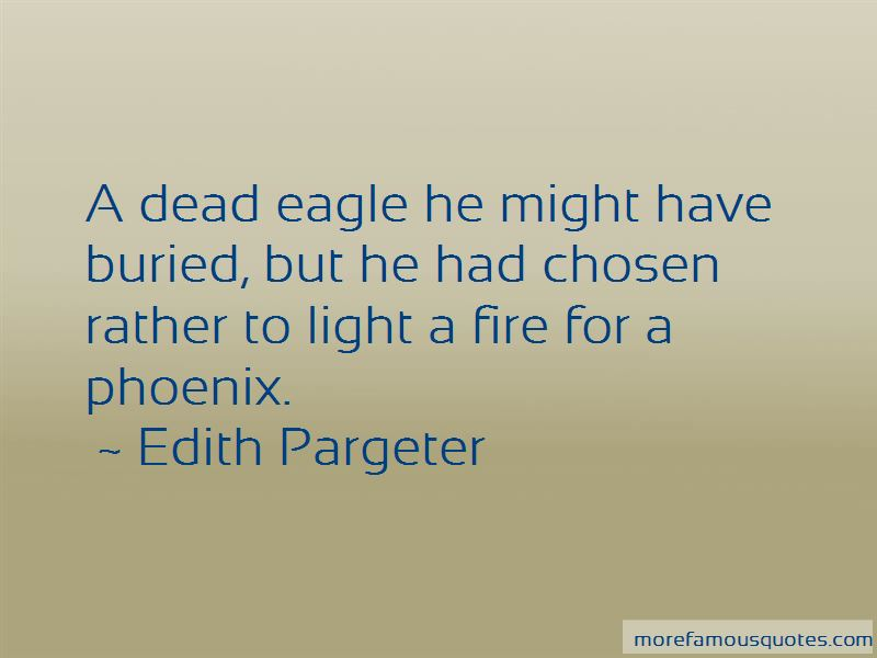 Edith Pargeter Quotes Pictures 3