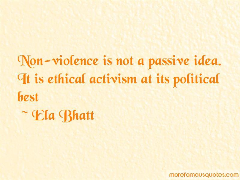 Ela Bhatt Quotes Pictures 2