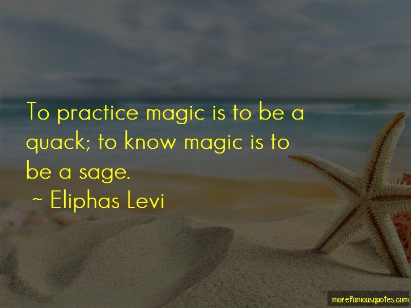 Eliphas Levi Quotes Pictures 4
