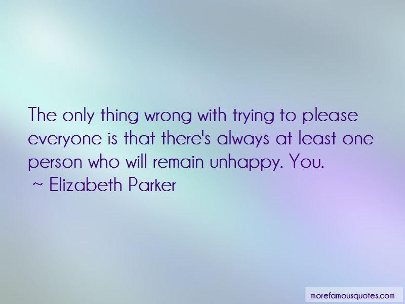 Elizabeth Parker Quotes Pictures 3