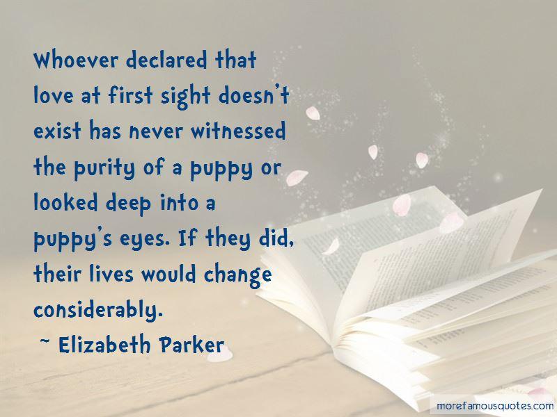 Elizabeth Parker Quotes Pictures 4