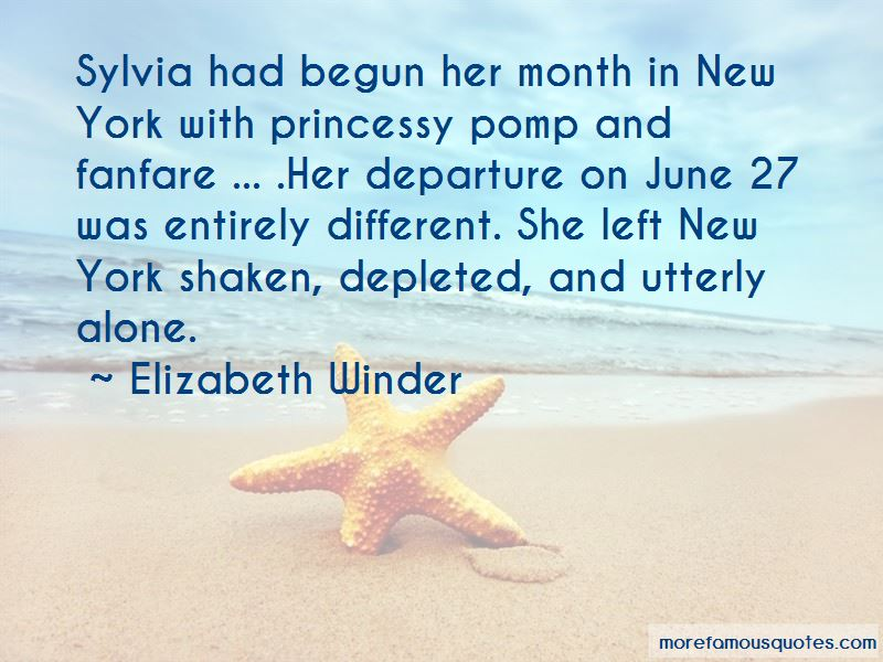 Elizabeth Winder Quotes Pictures 2