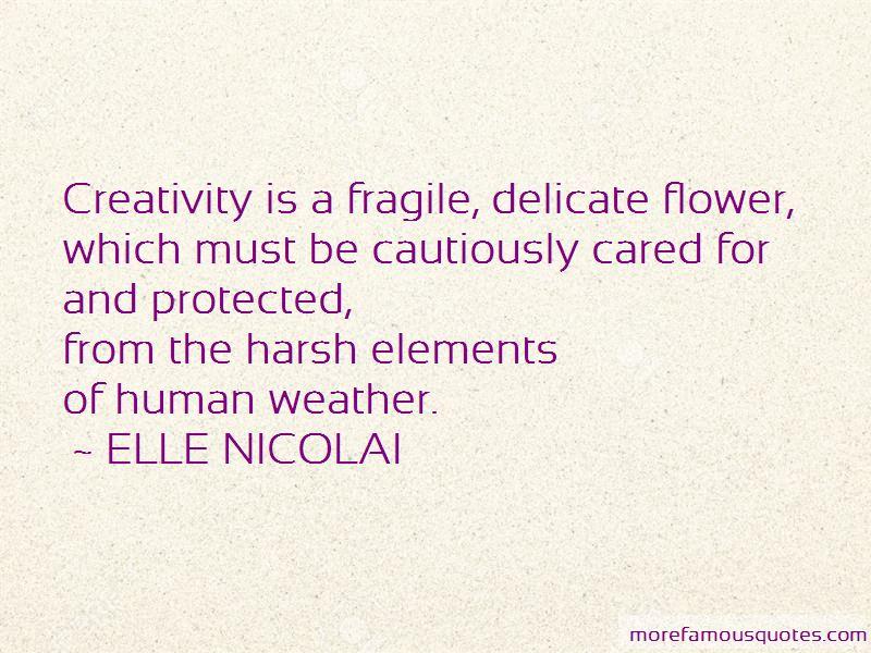 ELLE NICOLAI Quotes Pictures 3