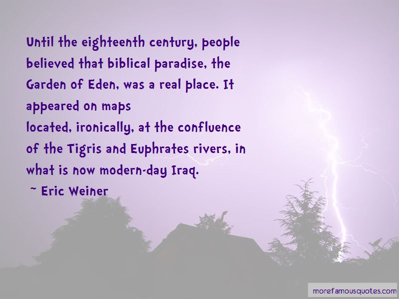 Eric Weiner Quotes Pictures 3