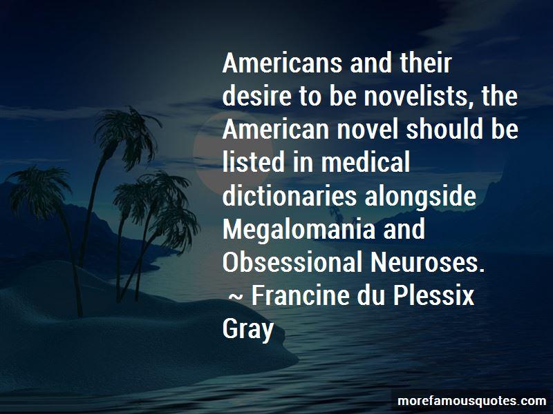 Francine Du Plessix Gray Quotes