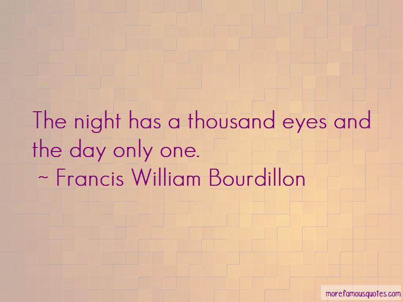 Francis William Bourdillon Quotes Pictures 3