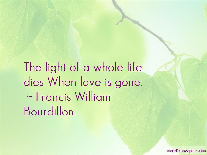 Francis William Bourdillon Quotes