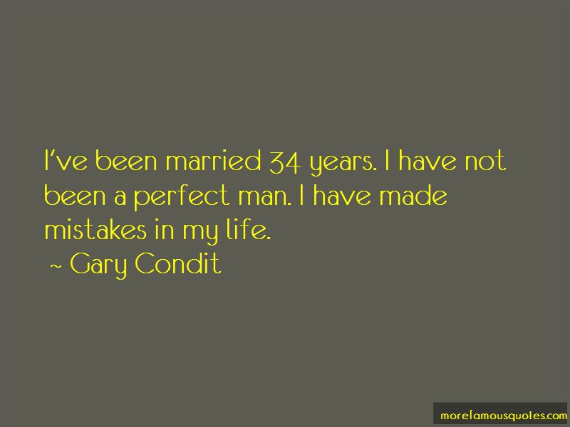 Gary Condit Quotes Pictures 2