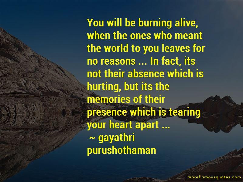 Gayathri Purushothaman Quotes Pictures 2