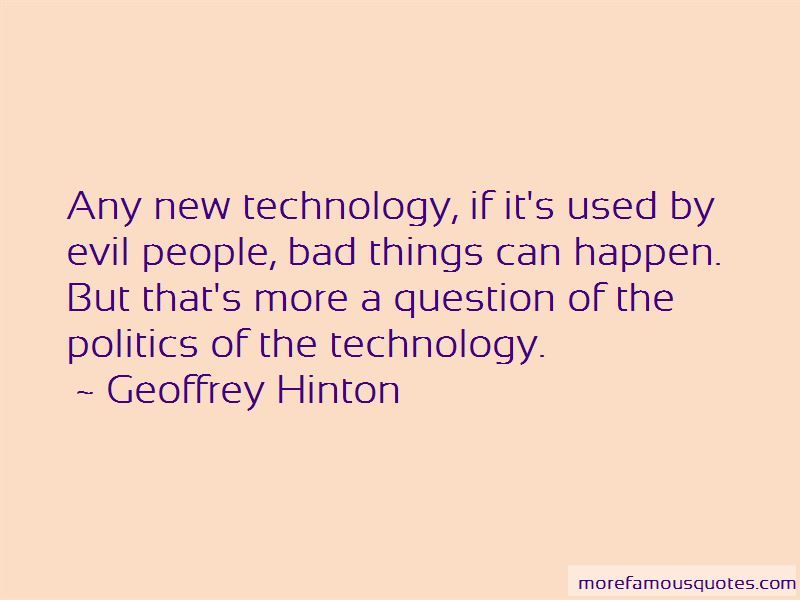 Geoffrey Hinton Quotes Pictures 2
