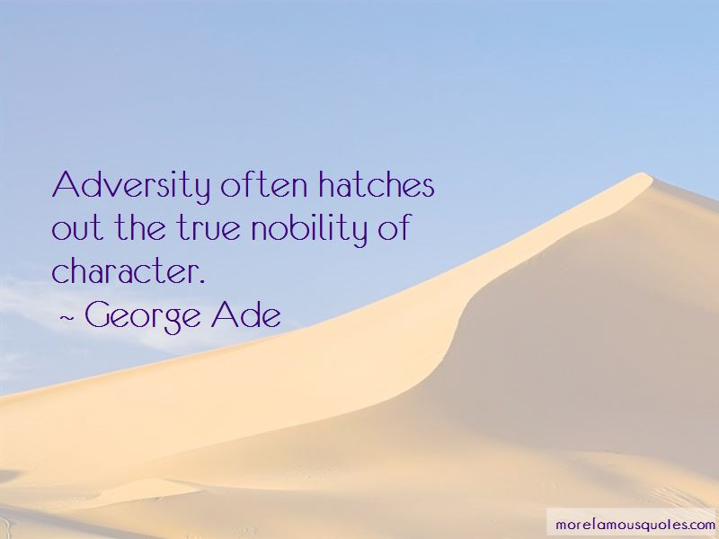George Ade Quotes Pictures 2