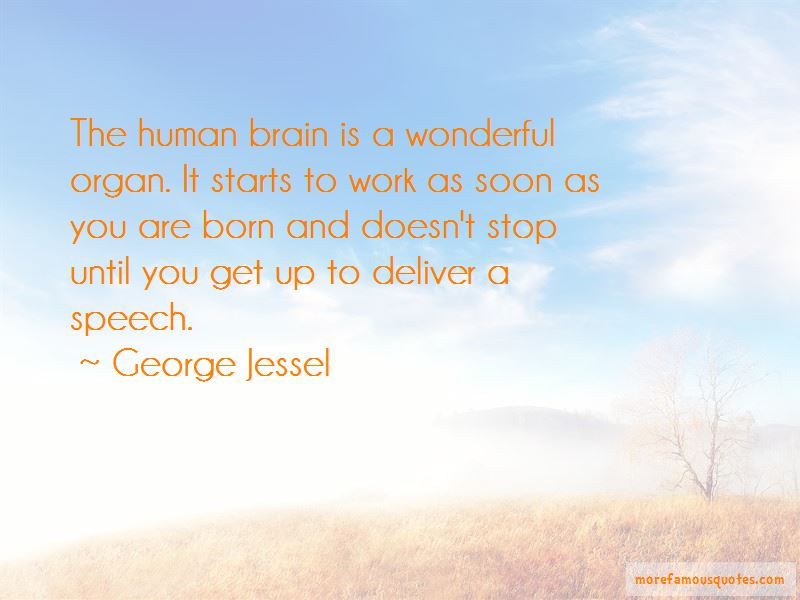 George Jessel Quotes Pictures 2