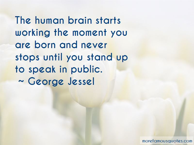 George Jessel Quotes Pictures 3
