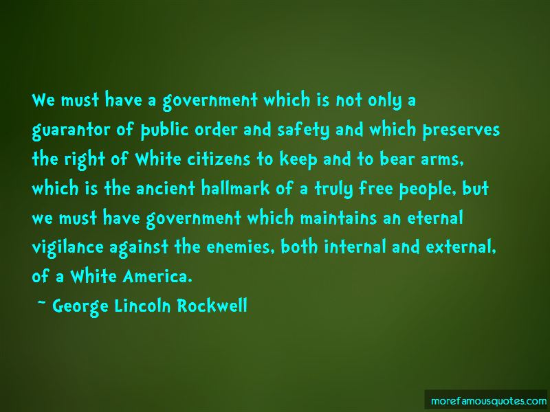 George Lincoln Rockwell Quotes Pictures 2