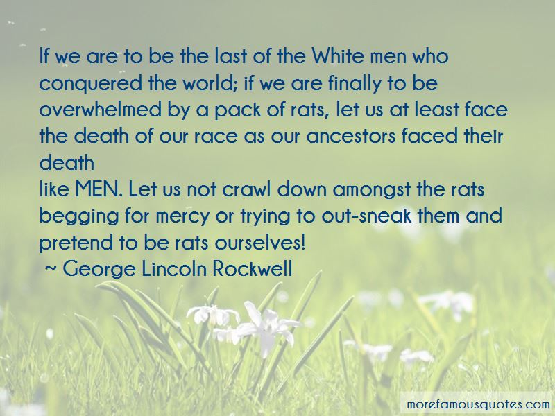 George Lincoln Rockwell Quotes Pictures 3