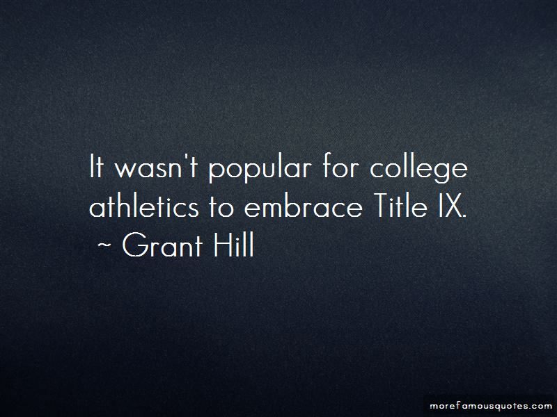 Grant Hill Quotes Pictures 3