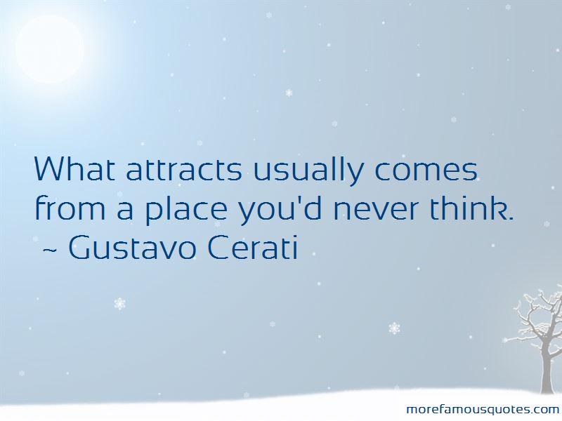 Gustavo Cerati Quotes Pictures 4