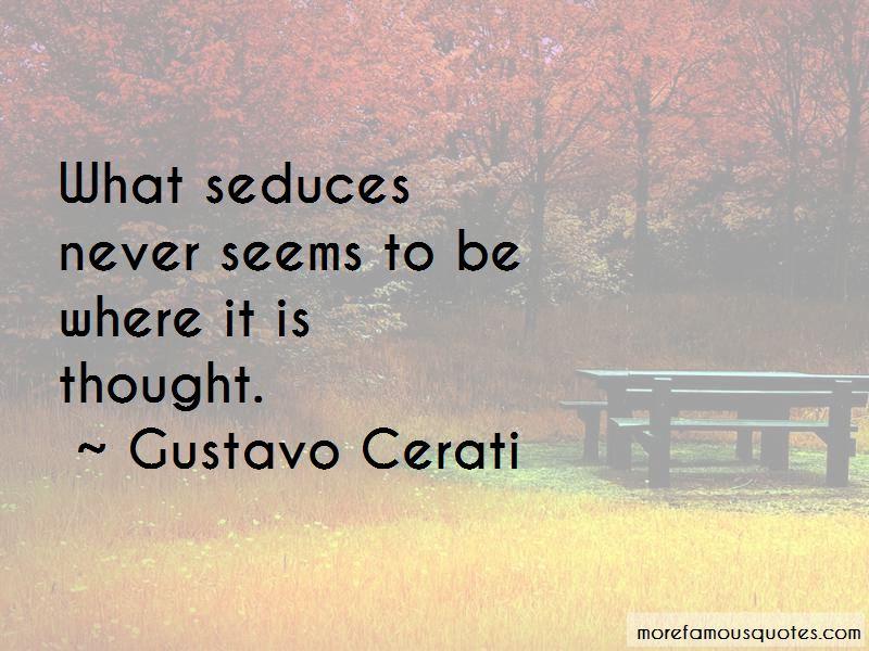 Gustavo Cerati Quotes