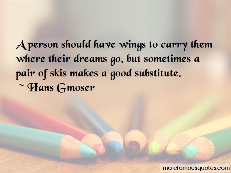 Hans Gmoser Quotes Pictures 2