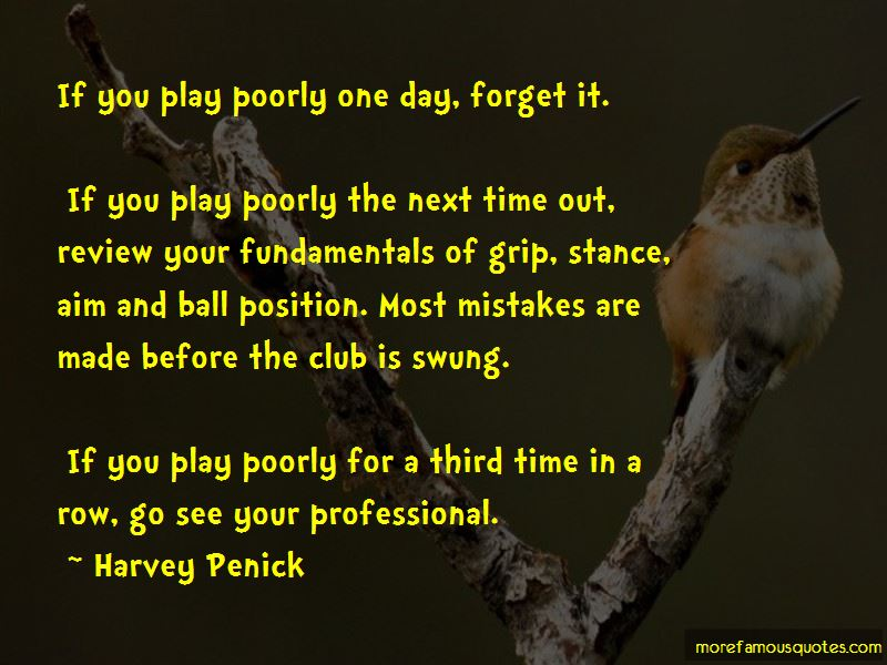Harvey Penick Quotes Pictures 2
