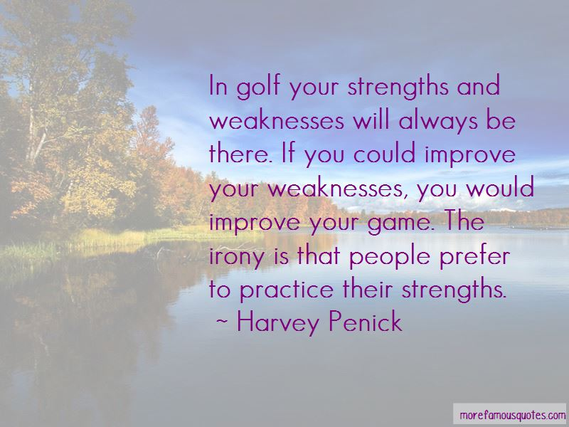 Harvey Penick Quotes Pictures 3