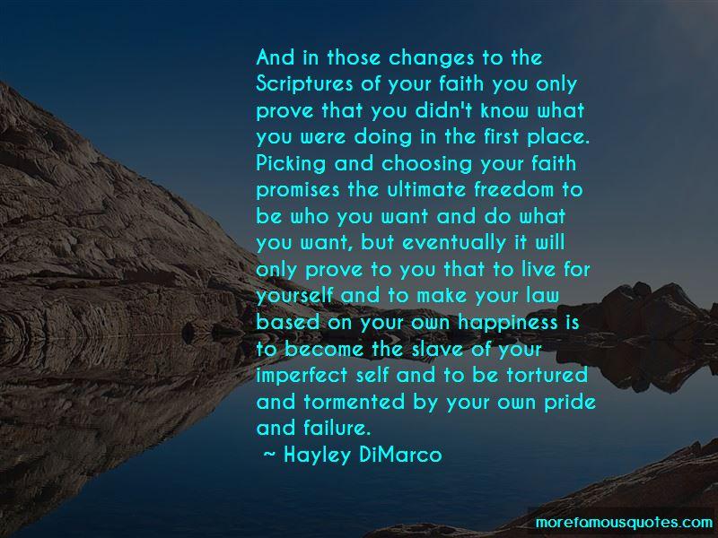 Hayley DiMarco Quotes Pictures 4