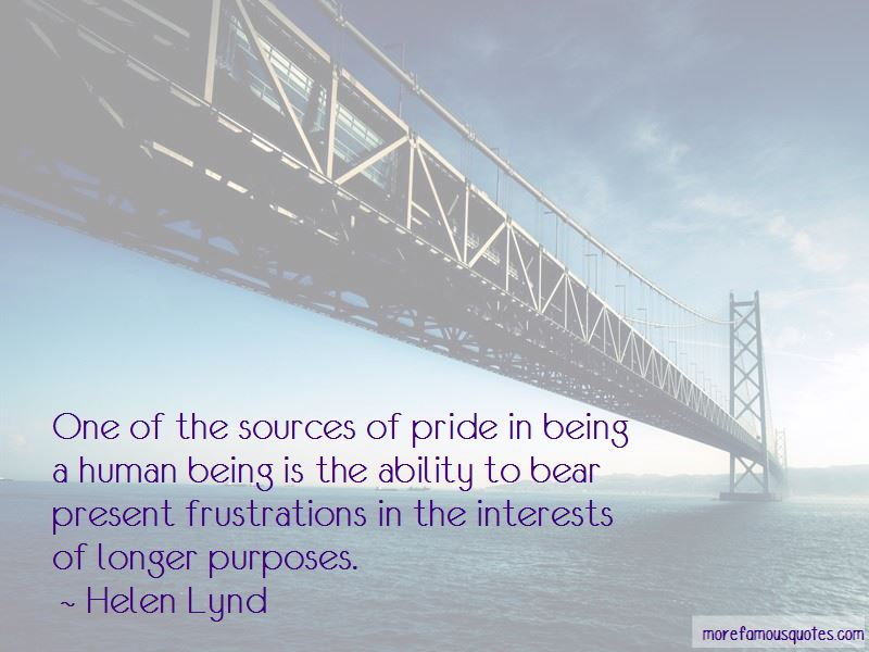 Helen Lynd Quotes Pictures 3