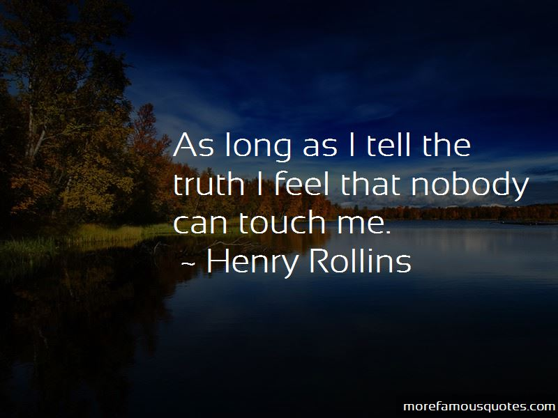 Henry Rollins Quotes Pictures 2