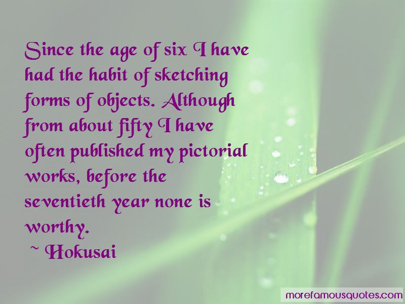 Hokusai Quotes Pictures 2