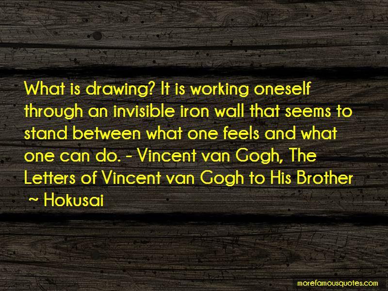 Hokusai Quotes