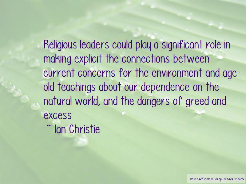 Ian Christie Quotes